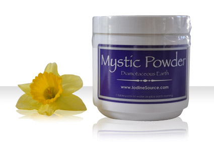 Mystic Powder: Diatomaceous Earth